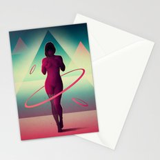 Átomos Stationery Cards