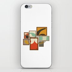 S6 Tee - Frames iPhone & iPod Skin