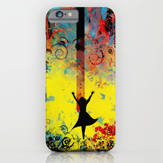 midnight symphony iPhone & iPod Case