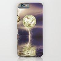 Galactic storm iPhone 6 Slim Case