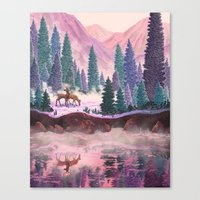 Wildlife Canvas Print