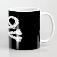 Pretz-Skull and Crossbones Mug