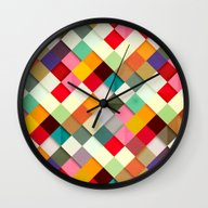 Wall Clock featuring Pass This On by Danny Ivan