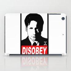 Disobey Mulder iPad Case