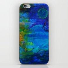 Unseen Worlds iPhone & iPod Skin