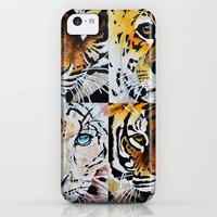 iPhone 5c Cases featuring CATS by tsquared91