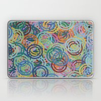 Hoopla Laptop & iPad Skin