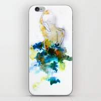 Spring Figure iPhone & iPod Skin