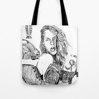 Fashion)  Tote Bag