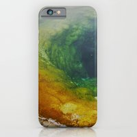 Morning Glory Pool iPhone 6 Slim Case