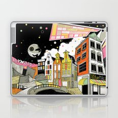 Amsterdam to Hollywood Laptop & iPad Skin
