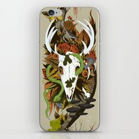 Nature Thrives iPhone & iPod Skin