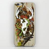 Nature Thrives iPhone & iPod Skin