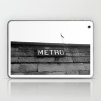 Paris Metro Laptop & iPad Skin