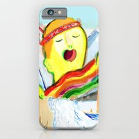 iPhone & iPod Case featuring Sing! by Nate Twombly