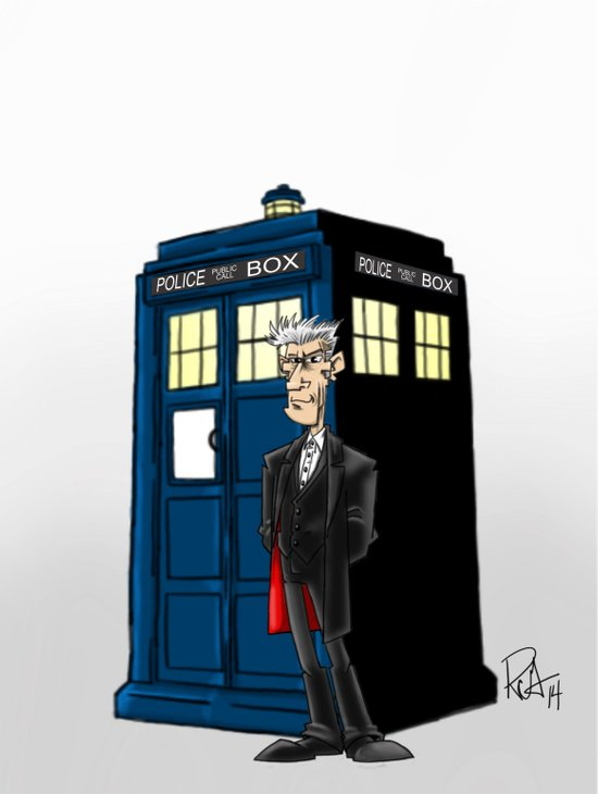 The New Doctor Art Print