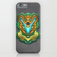 Summer Totem Green iPhone 6 Slim Case