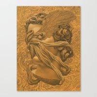 Divinity Canvas Print