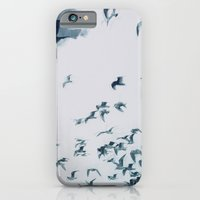 iPhone & iPod Case featuring Flock by Melanie McKay