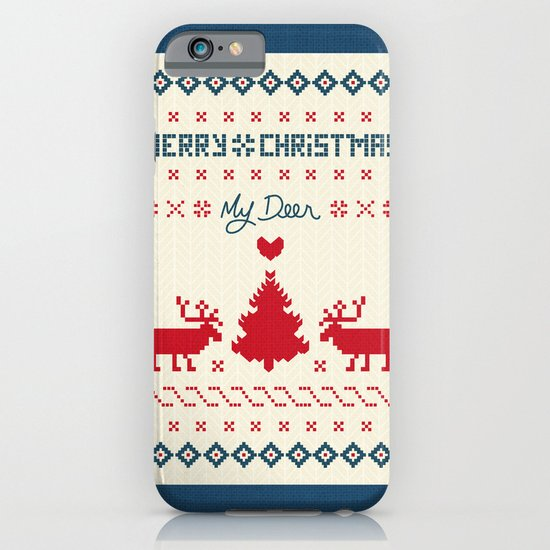 My Deer iPhone & iPod Case