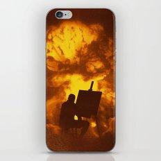 Disasterpiece iPhone & iPod Skin