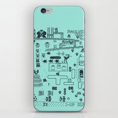 Retro Arcade Mash Up iPhone & iPod Skin