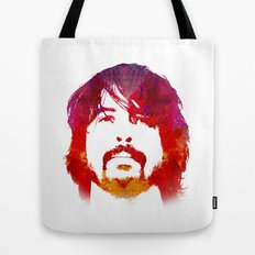 D. Grohl Tote Bag
