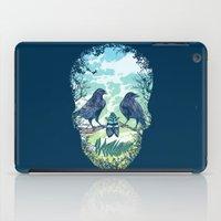 Nature's Skull iPad Case