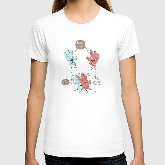 High Five (gloves version) T-shirt