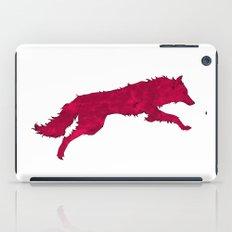 Neon Wolf iPad Case