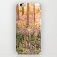 Everywhere I Go iPhone & iPod Skin