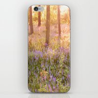 Everywhere I Go iPhone & iPod Skin