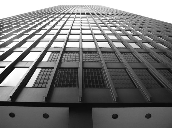 Chicago Building 1 Art Print