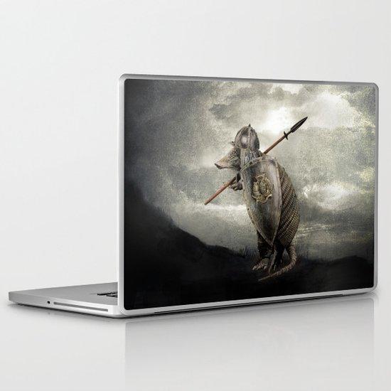Armadillo by Eric Fan & Viviana González Laptop & iPad Skin