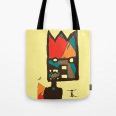 EGO  R E M I X  Tote Bag