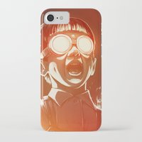 rock iPhone & iPod Cases featuring FIREEE! by Dr. Lukas Brezak