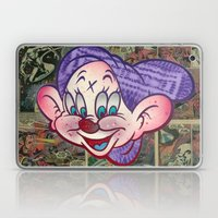 Dopey 4 Eye Laptop & iPad Skin