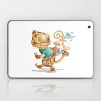 Finding Treasure Island Laptop & iPad Skin