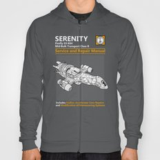 Serenity Service and Repair Manual Hoody