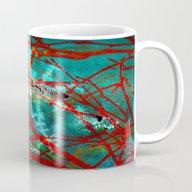 Abstract 77 Mug