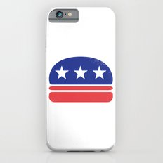 I Vote for Burger! Slim Case iPhone 6s
