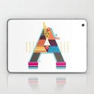 A As ... A Laptop & iPad Skin