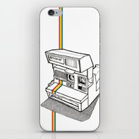 Polaroid Spirit 600 CL iPhone & iPod Skin