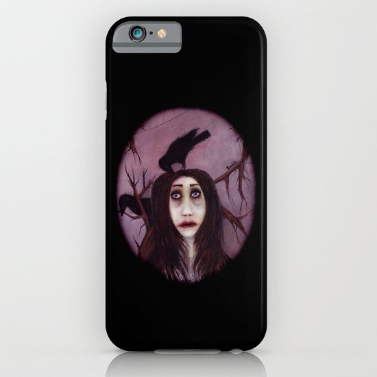 Her eyes...so innocent iPhone & iPod Case