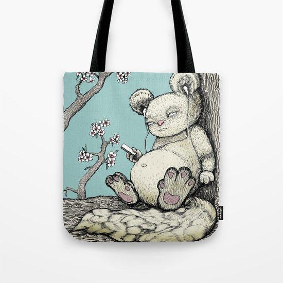 Cuddly Tote Bag