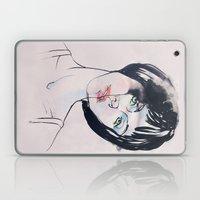 Mod Girl Laptop & iPad Skin