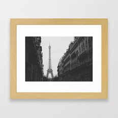 Paris Nº6 Framed Art Print