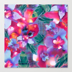 Tropicallista Canvas Print