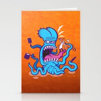 Extreme Cooking Stationery Cards