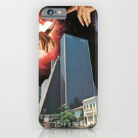 iPhone & iPod Case featuring The Coming Of The Celestials by Raul Gil